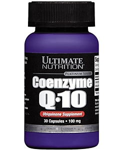 Ultimate Nutrition Coenzyme Q10 (30 капсул)