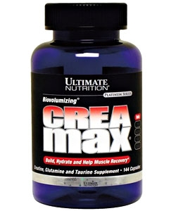 Ultimate Nutrition Crea Max (144 капсул)