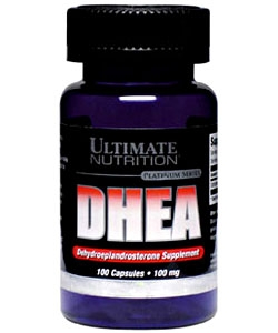 Ultimate Nutrition DHEA 100 MG (100 капсул)