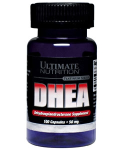 Ultimate Nutrition DHEA 50 MG (100 капсул)