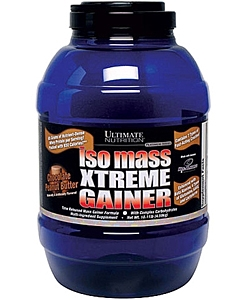 Ultimate Nutrition Iso Mass Xtreme Gainer (4590 грамм)