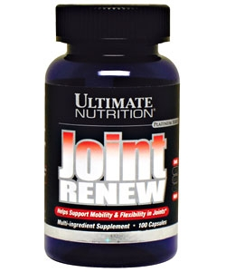 Ultimate Nutrition Joint Renew Formula (100 капсул)