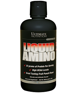 Ultimate Nutrition Liquid Amino (946 мл)