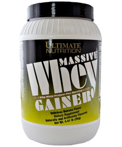 Ultimate Nutrition Massive Whey Gainer (2000 грамм)