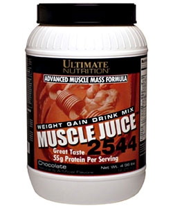 Ultimate Nutrition Muscle Juice 2544 (2250 грамм)