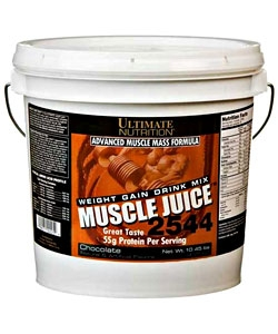 Ultimate Nutrition Muscle Juice 2544 (6000 грамм)