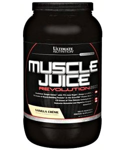 Ultimate Nutrition Muscle Juice Revolution 2600 (2130 грамм)