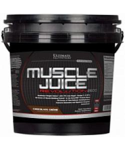 Ultimate Nutrition Muscle Juice Revolution 2600 (5040 грамм)