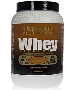 Ultimate Nutrition Whey Supreme Protein (908 грамм, 28 порций)