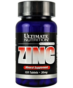 Ultimate Nutrition Zinc (120 таблеток)