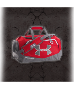 Under Armour Спортивная сумка Storm Undeniable II MD Duffle (Red)