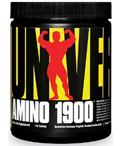 Universal Nutrition Amino 1900 (110 таблеток)