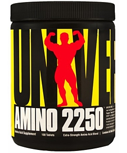 Universal Nutrition Amino 2250 (100 таблеток)