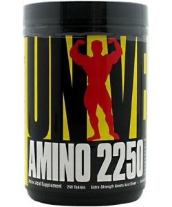 Universal Nutrition Amino 2250 (240 таблеток, 120 порций)