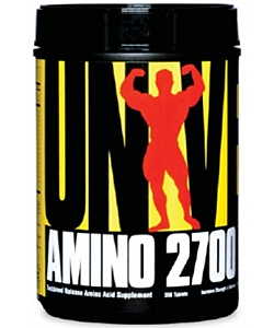Universal Nutrition Amino 2700 (120 таблеток)