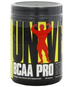 Universal Nutrition BCAA Pro (100 капсул, 50 порций)