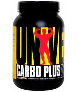 Universal Nutrition CARBO PLUS (455 грамм, 25 порций)