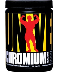 Universal Nutrition Chromium Picolinate (100 капсул)