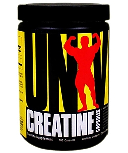 Universal Nutrition Creatine Caps (100 капсул)