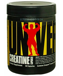 Universal Nutrition Creatine Caps (50 капсул)
