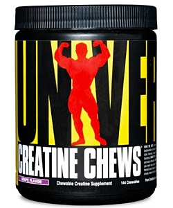 Universal Nutrition Creatine Chews (144 таблеток)