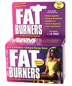 Universal Nutrition Fat Burners Box (60 таблеток)