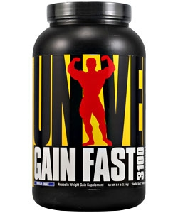 Universal Nutrition Gain Fast 3100 (1130 грамм)