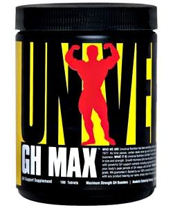 Universal Nutrition GH Мax (180 таблеток)