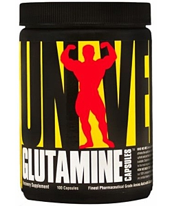 Universal Nutrition Glutamine Сaps (100 капсул)