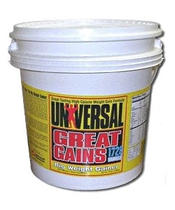 Universal Nutrition Great Gains 1728 (5000 грамм)