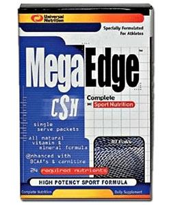 Universal Nutrition Mega Edge (30 пак.)