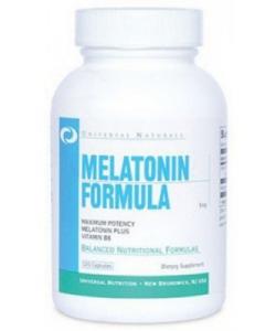 Universal Nutrition Melatonin Formula (120 капсул)