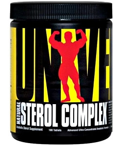 Universal Nutrition Natural Sterol Complex (180 таблеток)