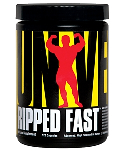 Universal Nutrition Ripped Fast (120 капсул)