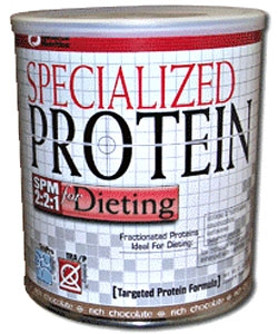 Universal Nutrition Specialized Protein for Dietin (900 грамм, 30 порций)