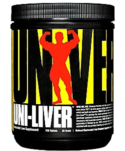 Universal Nutrition Uni-Liver (500 таблеток)