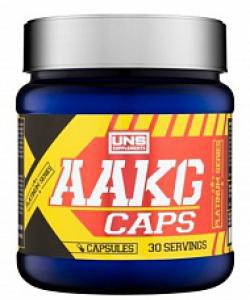 UNS Аргинин AAKG (150 капсул, 30 порций)