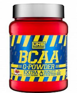 UNS BCAA G-Powder (600 грамм, 48 порций)