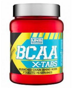 UNS BCAA X-Tabs (300 таблеток, 75 порций)
