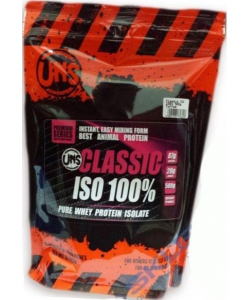 UNS Classic Iso 100% Pure Whey Protein Isolate (500 грамм, 16 порций)