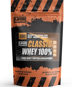 UNS Classic Whey 100% Pure Whey Protein Concentrate (700 грамм, 23 порции)