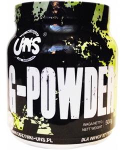 UNS G-Powder (500 грамм, 40 порций)
