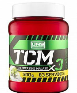 UNS TCM x3 creatine malate+betaine (500 грамм, 83 порции)