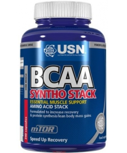 USN BCAA Syntho Stack (240 капсул, 40 порций)