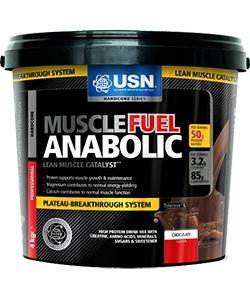 USN Muscle Fuel Anabolic (4000 грамм)