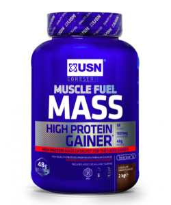 USN Muscle Fuel Mass (2000 грамм, 12 порций)