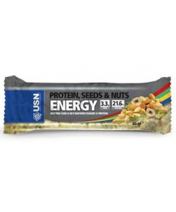 USN Seed & Nut Protein bar (65 грамм, 1 порция)