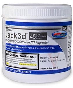 USPlabs Jack 3d (250 грамм)