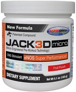 USPlabs Jack3d micro (146 грамм)