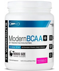 USPlabs Modern BCAA+ (1340 грамм, 75 порций)